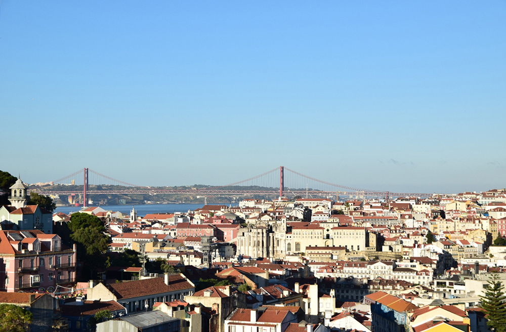 Let's play a game! Lisbon or San Francisco?